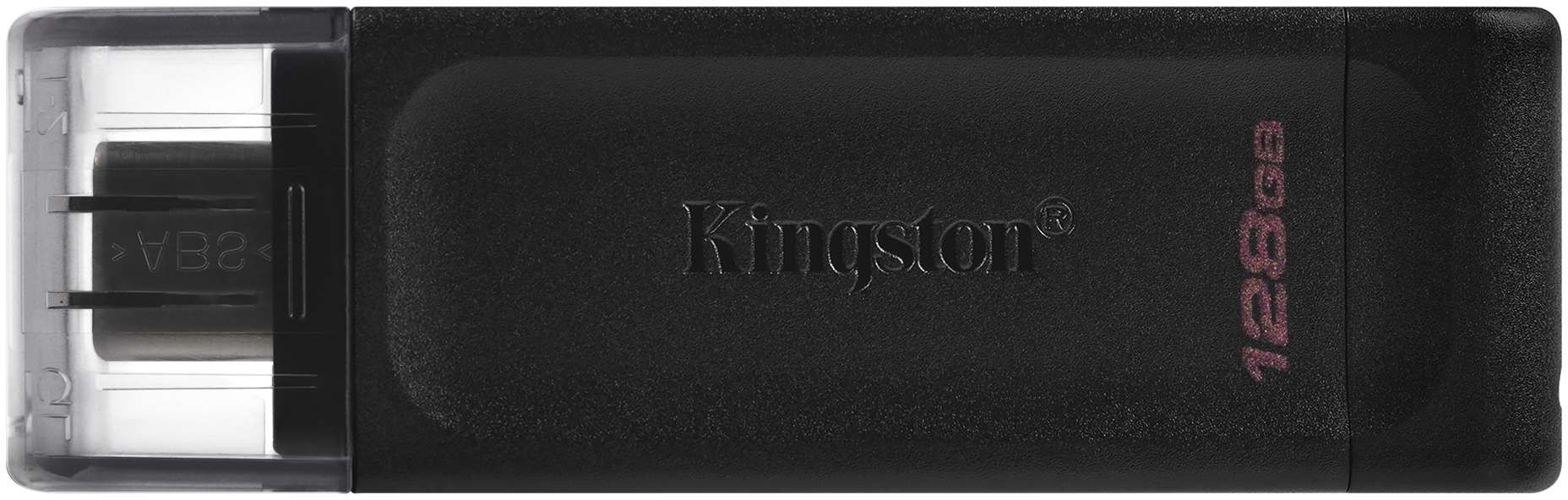 Флэш-накопитель Kingston DataTraveler 70 [DT70/128GB] 128 Гб