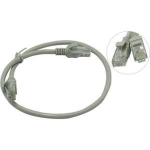 Patch Cord UTP кат.5e  0.5м серый, нетоварный вид