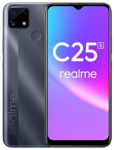 Смартфон Realme C25s 128 Гб серый