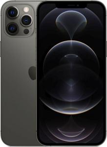 Смартфон Apple iPhone 12 Pro Max MGD73RU/A 128 Гб черный