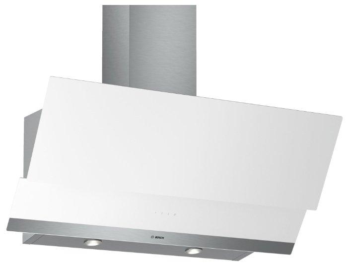Вытяжка каминная Bosch DWK095G20R белый