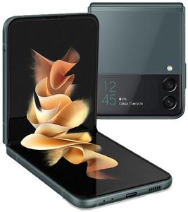 Смартфон Samsung Galaxy Z Flip 3 256 Гб зеленый