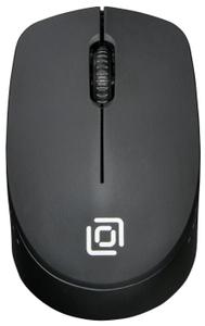 Мышь беспроводная Oklick 486MW черный