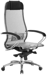 Кресло офисное Samurai S-1.04 серый