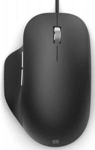 Мышь проводная Microsoft Lion Rock Ergonomic черный