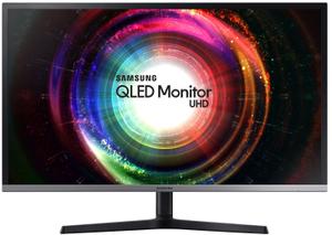 """Монитор Samsung U32H850UMI 31,5"""" черный"""