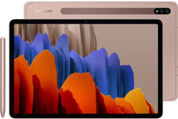 "Планшет Samsung Galaxy Tab S7 Wi-Fi 11"" 128 Гб бронзовый"