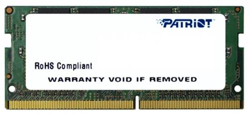 Оперативная память Patriot Memory [PSD44G213381S] 4 Гб DDR4