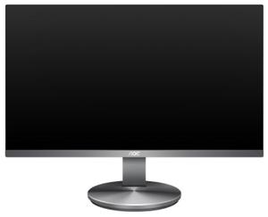 """Монитор AOC I2490VXQ/BT 23,8"""" серый"""