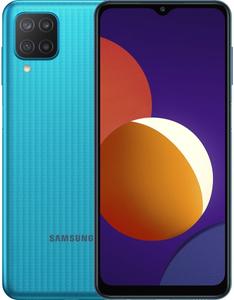 Смартфон Samsung Galaxy M12 32 Гб зеленый