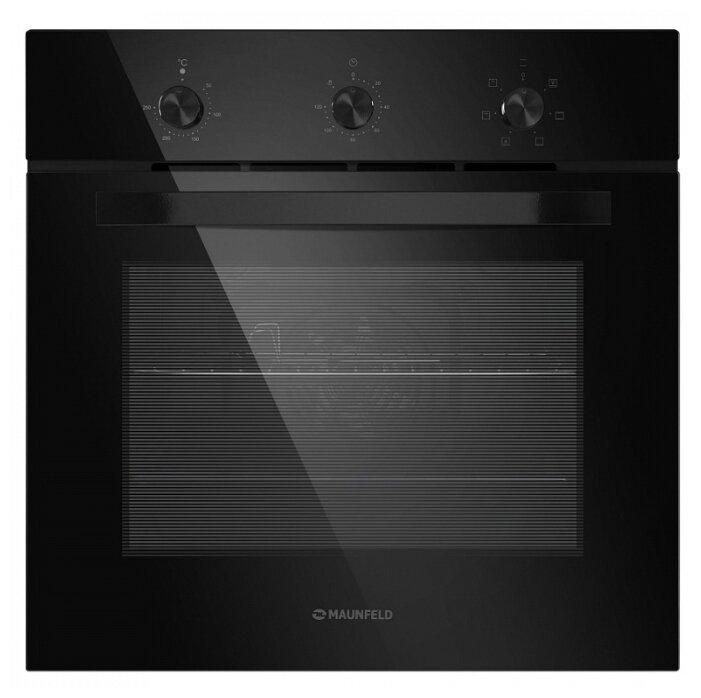 Духовой шкаф MAUNFELD EOEC.586B2 черный
