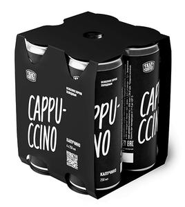 """Кофе в банках """"Cappuccino"""""""