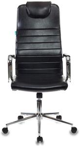Кресло для руководителя Бюрократ KB-9N ECO черный