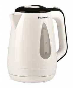 Чайник электрический StarWind SKP3213 белый