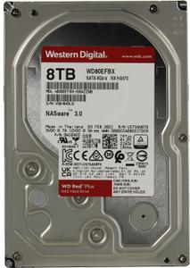 Жесткий диск Western Digital Red Plus [WD80EFBX] 8 ТБ