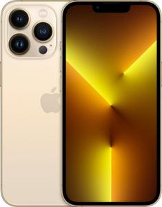 Смартфон Apple iPhone 13 Pro MLW33RU/A 128 Гб золотой