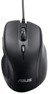 Мышь проводная Asus UX300 PRO черный