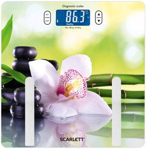 Весы напольные Scarlett SC-BS33ED10 рисунок