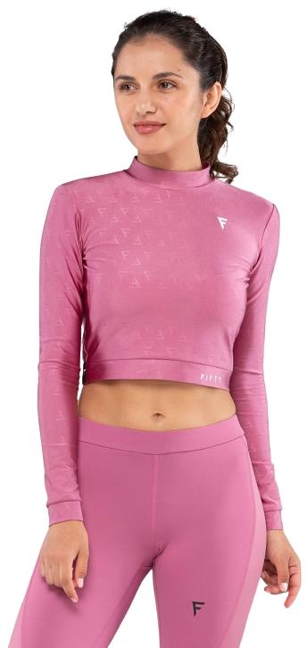 Женская футболка с длинным рукавом Majesty  pale violet FA-WL-0201-PVL, бледно-лиловый