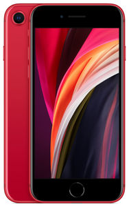 Смартфон Apple iPhone SE 2020 MXVV2RU/A 256 Гб красный