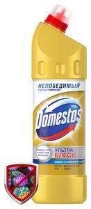 Средство чистящее для туалета Ультра Блеск 1л Domestos