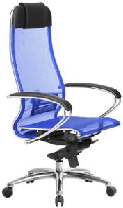 Кресло офисное Samurai S-1.04 синий