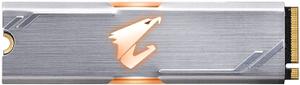 Накопитель SSD GIGABYTE AORUS RGB [GP-ASM2NE2512GTTDR] 512 ГБ
