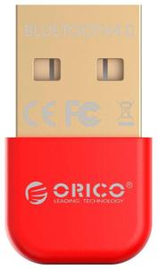 Orico <BTA-403-RD>  Bluetooth 4.0 USB  Adapter