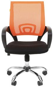 Кресло офисное Chairman 696 оранжевый