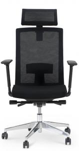 Кресло офисное Norden Партнер CH-202A-OA2000*OS800 черный