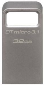 Флэш-накопитель Kingston DataTraveler Micro DTMC3 32 Гб