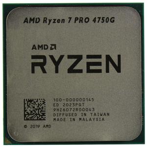 Процессор AMD Ryzen 7 PRO 4750G OEM
