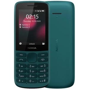 Сотовый телефон Nokia 215 бирюзовый