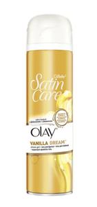 Гель для бритья Olay Satin Care Vanilla Dream 200мл GILLETTE