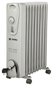 Масляный радиатор Delta D25-9