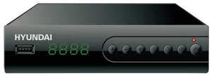 Цифровой TV-тюнер Hyundai H-DVB560