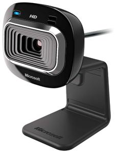 Microsoft LifeCam HD-3000 (RTL) (USB2.0, 1280x720, микрофон) <T3H-00013>