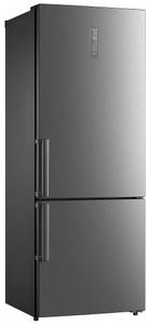 Холодильник Korting KNFC 71887 X серебристый