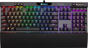 Клавиатура проводная Corsair K70 RGB MK.2 черный