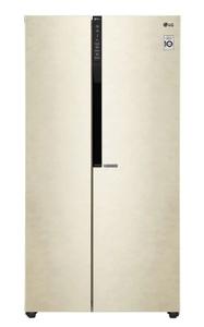 Холодильник LG GC-B247JEDV бежевый