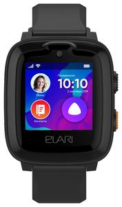 Детские часы Elari KidPhone-4G черныe, замена АКБ