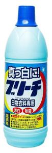 Отбеливатель для белья хлорный антибактериальный 600мл Rocket Soap
