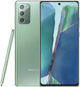Смартфон Samsung Galaxy Note 20 256 Гб зеленый