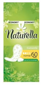 Прокладки ежедневные Camomile Normal 60шт NATURELLA