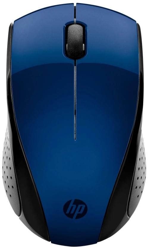 Мышь беспроводная HP 220 синий