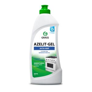 "Чистящее средство для кухни ""Azelit-gel"" 500мл Grass"