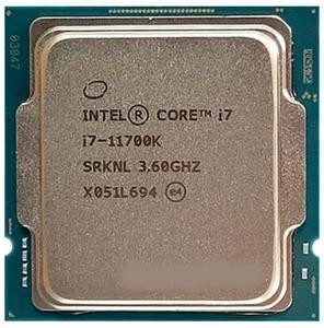 Процессор Intel Core i7-11700K OEM