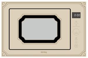 Микроволновая печь встраиваемая Korting KMI 825 RGB