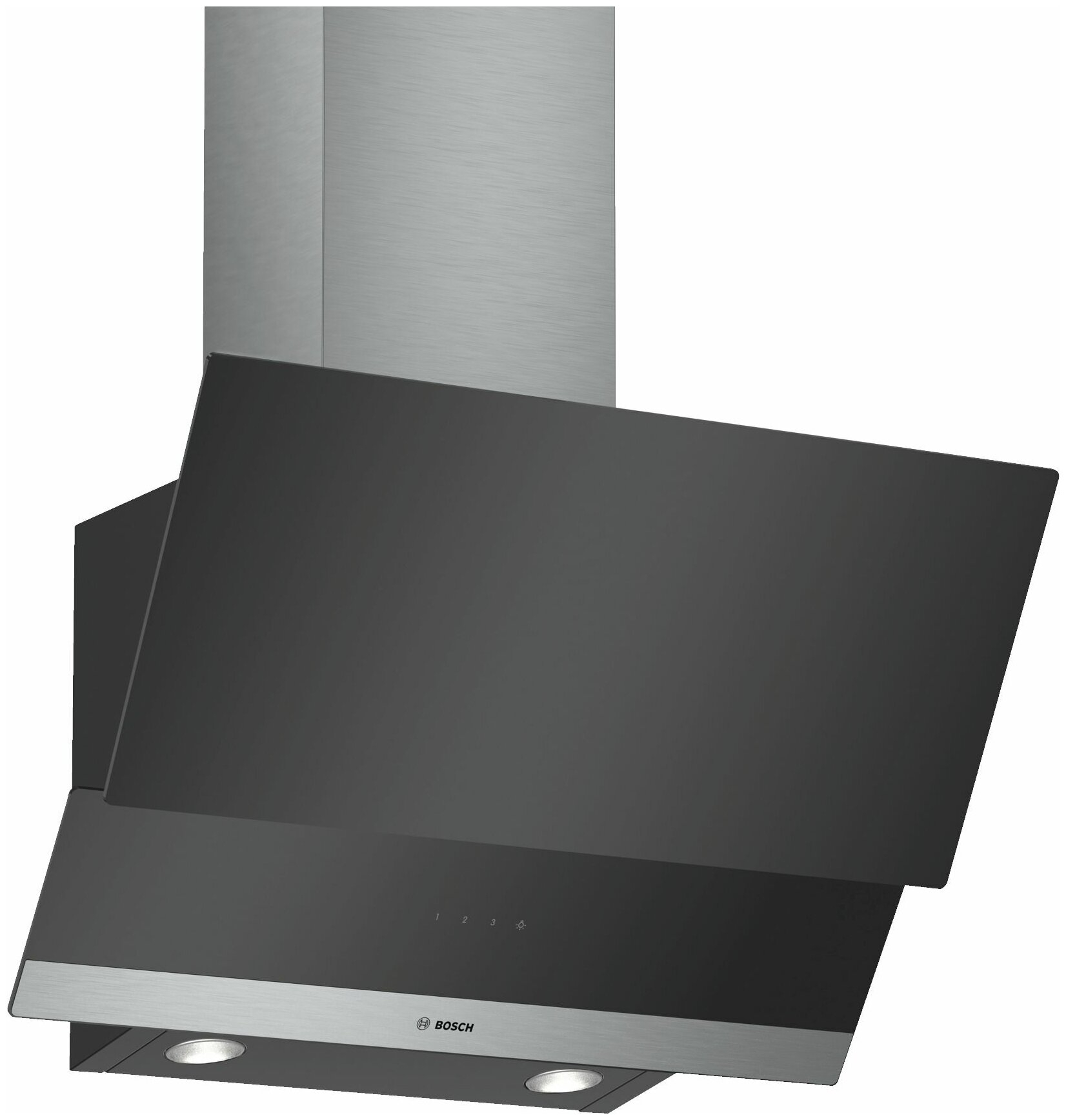 Вытяжка Bosch DWK065G60R черный