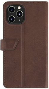 Чехол книжка Uniq для Apple iPhone 12/12 Pro коричневый